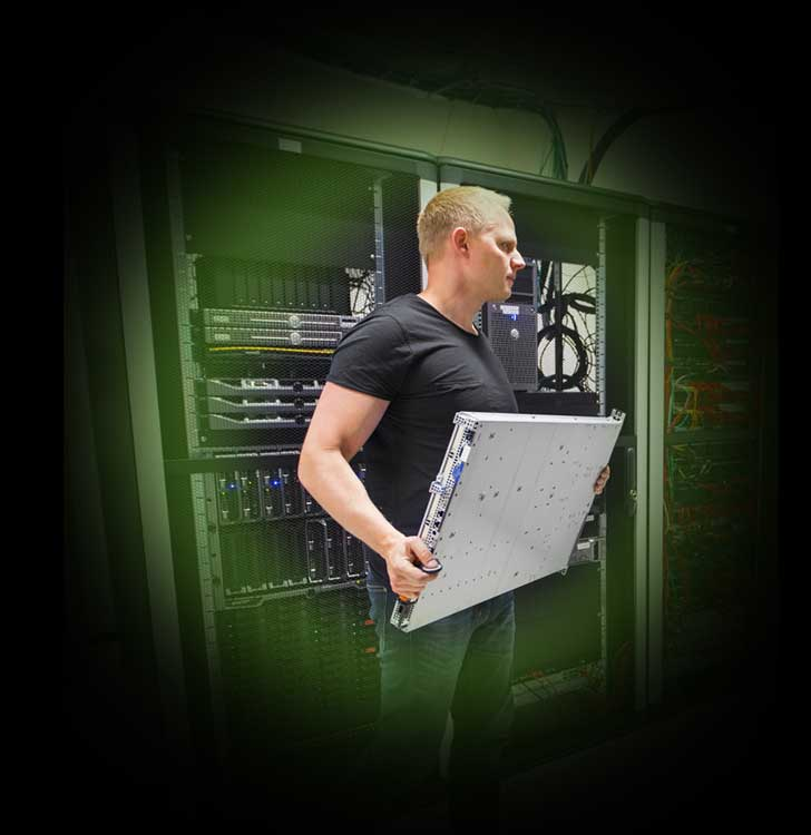 IT asset disposition computer disposal pick up