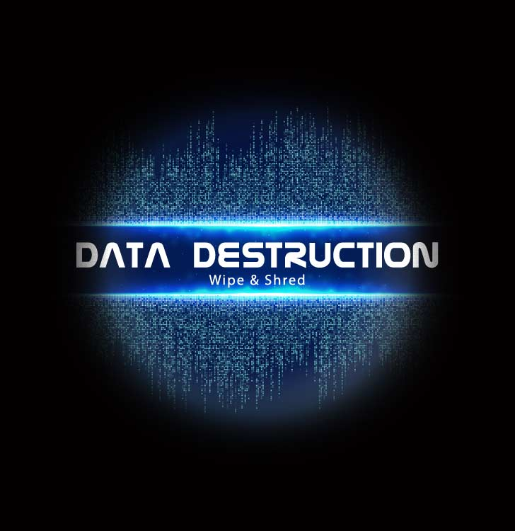How to permanently delete data from business IT hardware?