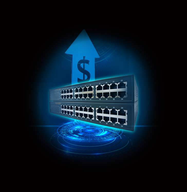 REMARKETING AND SELLING PROFESSIONALLY USED I.T. NETWORK HARDWARE