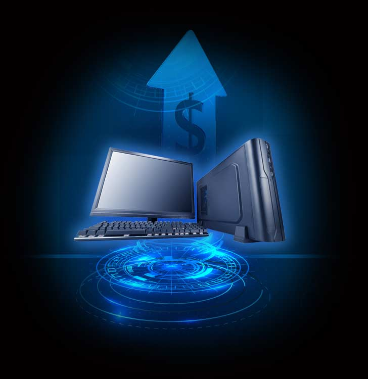 REMARKETING AND SELLING PROFESSIONALLY USED COMPUTERS