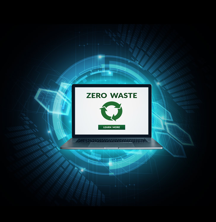 RECYCLING DECOMMISSIONED OR OBSOLETE LAPTOPS