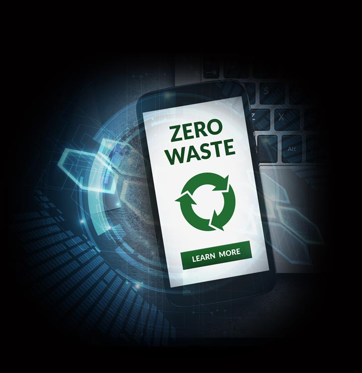 RECYCLING DECOMMISSIONED OR OBSOLETE SMARTPHONES